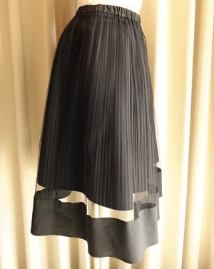 A-00874 チュールスカート