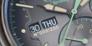 【GRAHAM グラハム】Chronofighter Vintage Aircraft Ltd クロノファイターヴィンテージ エアクラフト(カーキ)世界限定250本/正規輸入品