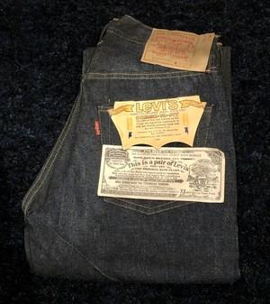 Deadstock Levi's501 66前期