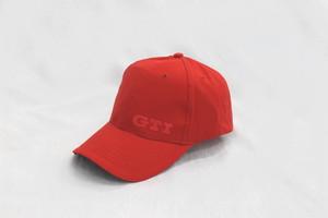 GTI ベースボールキャップ 赤