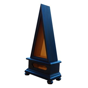 ピラミッド型祭壇(白木)【受注発注商品】