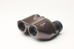 ヒノデ光学のベストセラー 5倍コンパクト双眼鏡(ブラウン)