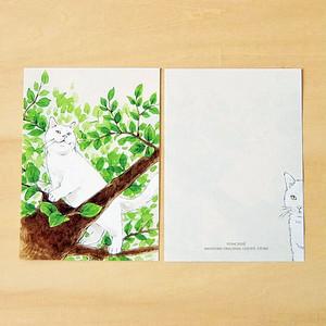 メモ紙 猫 ME06