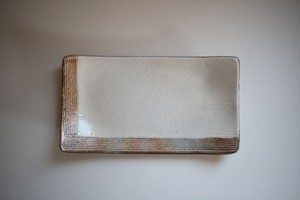 古谷浩一(古谷製陶所)|L彫焼物皿