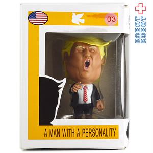アメリカの大統領に似たフィギュア