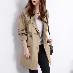 【アウター】大人ファッション魅せる シンプル 無地 合わせやすいアウター