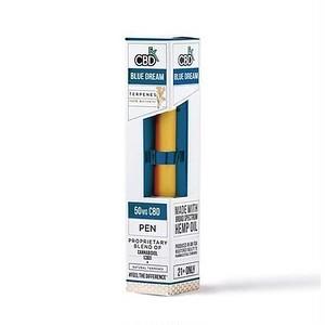 CBDfx ブルードリーム - CBD Terpenes Vape Pen 50mg