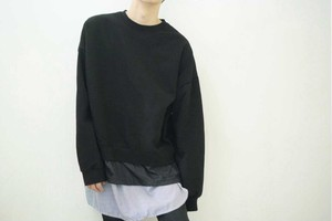Triplelayered cutsew(Black)