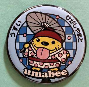 【マグネット】東京都 東大和市 Umabeeうまべぇ【i】
