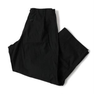 "TUKI(ツキ) "" PAJAMAS "" パジャマパンツ (Black)ブラック"