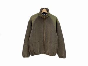 【orSlow】Boa Fleece Jacket (army)