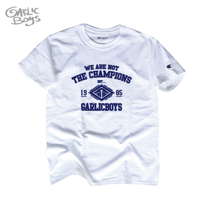 【予約販売限定!】WE ARE NOT THE CHAMPIONS / TEE WHITE