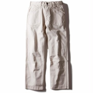 AT-DIRTY(アットダーティー)/WORKERS PANTS (IVORY)