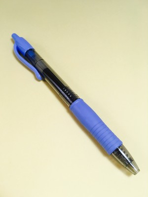 PILOT G2 Assorted Colors Gel?Pen Periwinkle