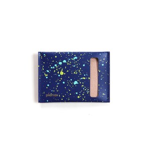 Wallet S - Blue Cosmos
