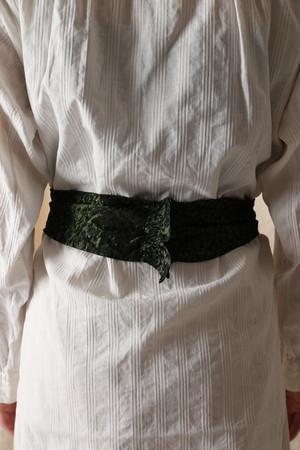 Antique Ruffle Belt