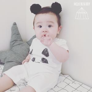 baby romper 【panda】