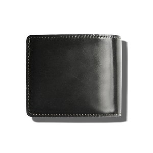 FIELD - Horween Shell Cordovan col.Black