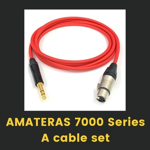 AMATERAS 7000 Series - A cable set