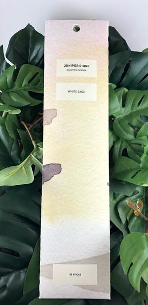 新着★ホワイトセージのお香