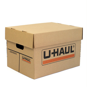 U-HAUL File Box