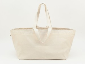 LARGE STRAGE TOTE - NATURAL