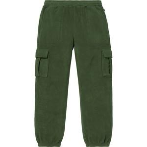 Supreme Polartec Cargo Fleece Pants
