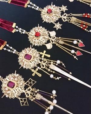 """""""Inti(インティ)"""" minori's hand-made accessory."""