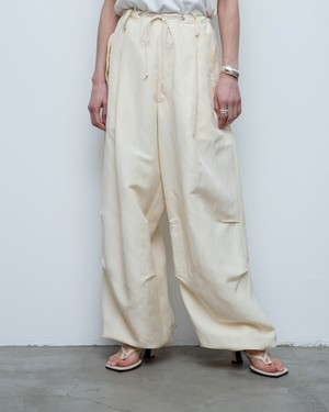 pelleq - front string big trousers