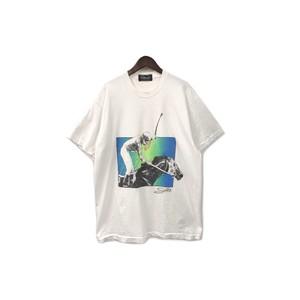 USED - Print Tee ¥7000+tax → ¥6300+tax