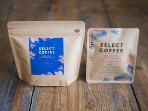【お得な5Pセット♪】SELECT COFFEE メキシコ・カフェインレス