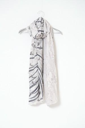 「糸」103-x.x stole #white
