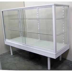 業務用ガラスケース ショーケース 幅1200奥行450高さ919mm