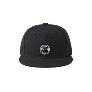"""hntbk baseball cap """"ROCKSTEADY"""" BLACK  1"""