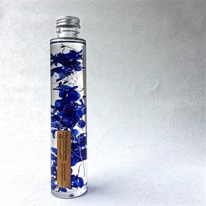 【受注生産品】倉敷ハーバリウム インディゴブルー