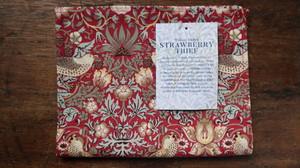 William Morris ティータオル #03