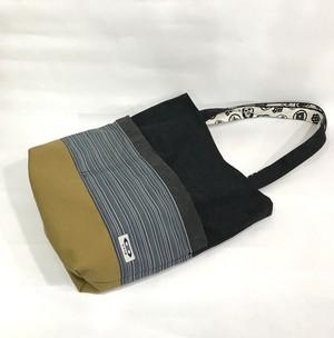 KAWAMURA 双子織肩掛けトートバッグ