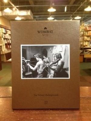 【洋雑誌】WOMBAT N°22 The Velvet Underground