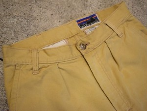 USED patagonia Work Pants 70s P0278