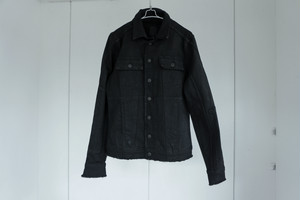 thom krom / Denim jacket / BLK