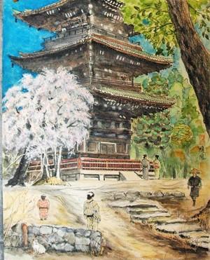 いにしえの仁和寺