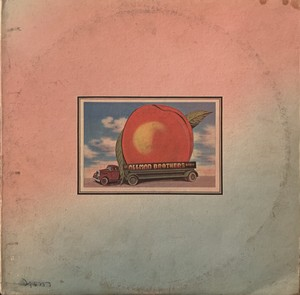 【LP】ALLMAN BROTHERS BAND/Eat A peach