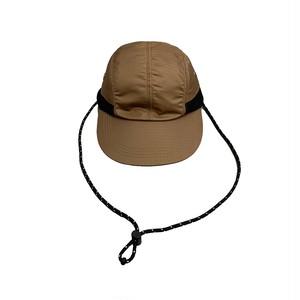 COMFORTABLE REASON / FISHING CAP -BROWN-