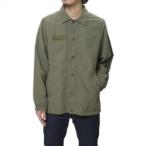 """WM"" COACH JACKET - KHAKI"