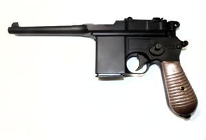 マルシン M712 マットブラック ABS モデルガン完成品