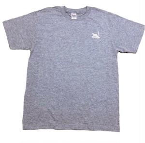 LY:Original T-Shirts グレーボディー (Front Print) ② 2020002BPG