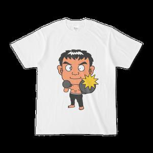 格闘家Tシャツ 両面A