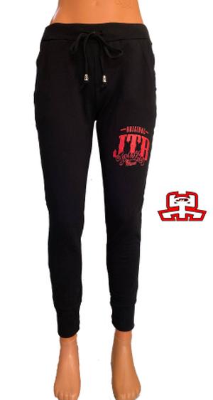 【JTB】FIT スタイルパンツ【ブラック】【新作】イタリアンウェア【送料無料】《W》