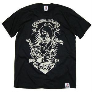 Godness of HIPHOP Tシャツ