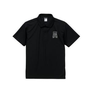 [HOLE 70] DRY POLO BLACK